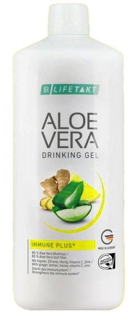LR LIFETAKT Aloe Vera Drinking Gel IMMUNE PLUS 1000ml